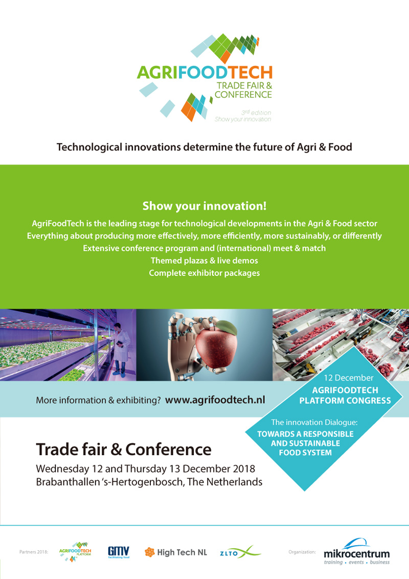 AgriFoodTech 2018